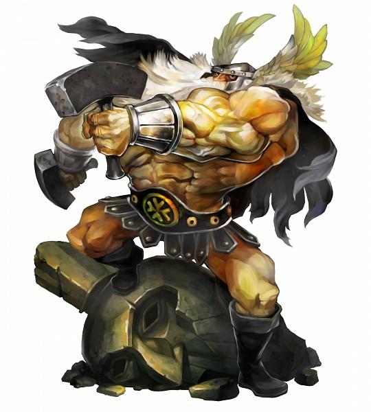 Dwarf (Dragon's Crown) Image #623483 - Zerochan Anime ...