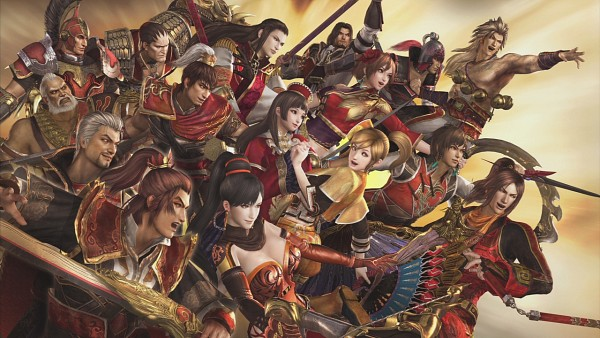 Tags: Anime, Dynasty Warriors, Sangokushi Taisen, Sun Quan, Zhou Yu, Ding Feng, Da Qiao, Gan Ning, Sun Ce, Xiao Qiao, Zhou Tai, Taishi Ci, Huang Gai