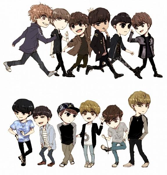 EXO - K-pop
