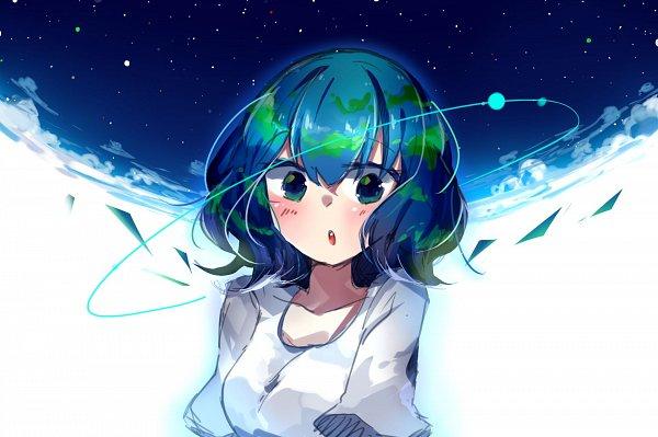 Tags: Anime, Yumkoyun, Earth-chan