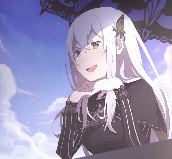 Echidna (Re:Zero) - Re:Zero Kara Hajimeru Isekai Seikatsu