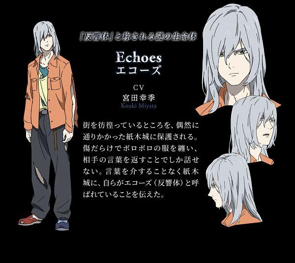 Echoes (Boogiepop Series) - Boogiepop Series