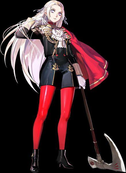 Edelgard von Hræsvelgr - Fire Emblem: Fuuka Setsugetsu