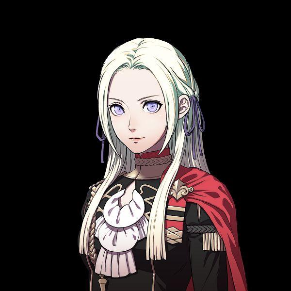 Tags: Anime, Kurahana Chinatsu, Intelligent Systems, Fire Emblem: Fuuka Setsugetsu, Edelgard von Hræsvelgr, Official Art