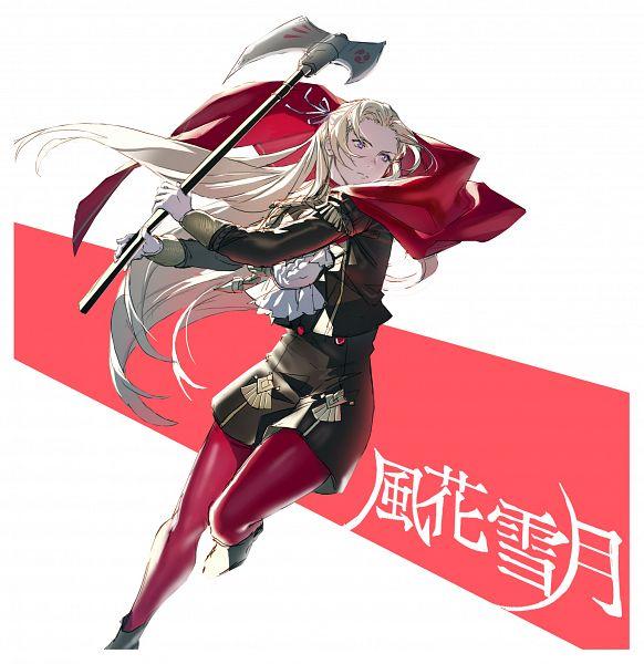 Tags: Anime, Pixiv Id 4273444, Fire Emblem: Fuuka Setsugetsu, Edelgard von Hræsvelgr