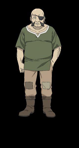 Edgar (Hataage! Kemono Michi) - Hataage! Kemono Michi