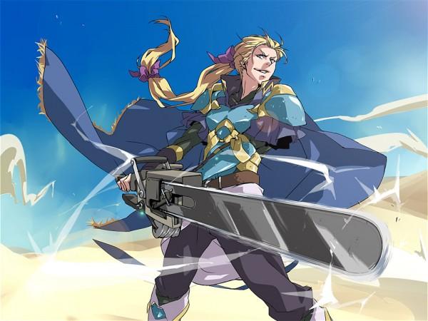 Edgar Roni Figaro - Final Fantasy VI