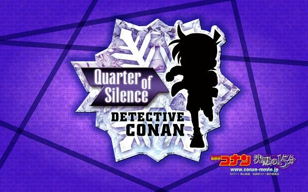 Tags: Anime, TMS Entertainment, Meitantei Conan, Detective Conan: Quarter of Silence, Edogawa Conan, Wallpaper, Official Art, Official Wallpaper