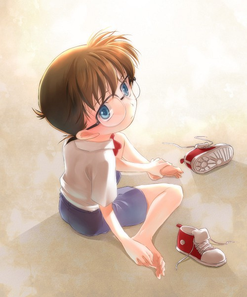 Tags: Anime, Azs, Meitantei Conan, Edogawa Conan, Fanart