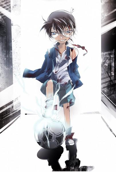 Tags: Anime, Pixiv Id 428441, Meitantei Conan, Edogawa Conan, Mobile Wallpaper