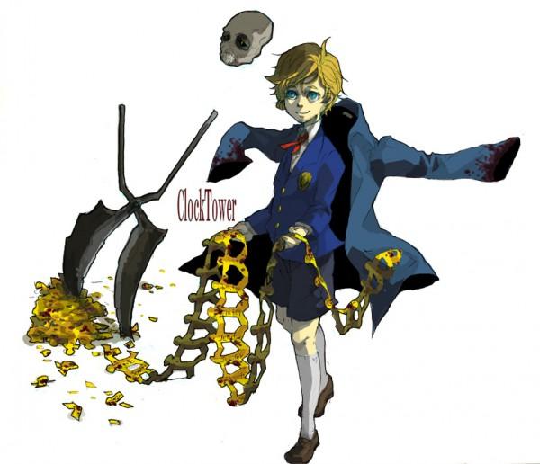 Edward (Clock Tower) - Clock Tower (Game)