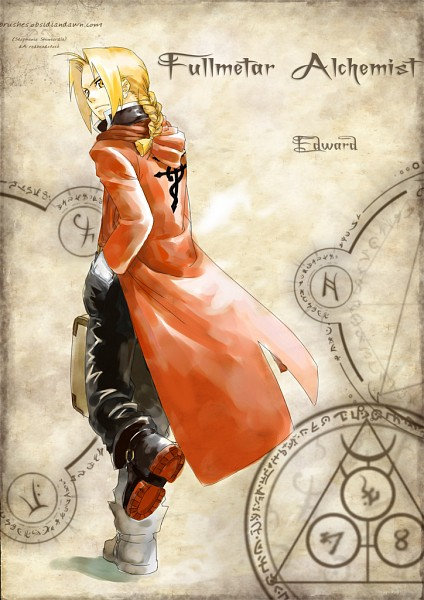 Tags: Anime, Pixiv Id 1776315, Fullmetal Alchemist, Edward Elric, Mobile Wallpaper