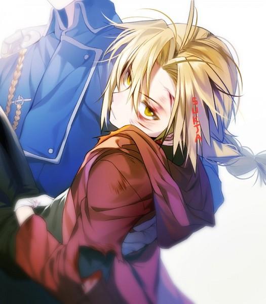 Tags: Anime, SUKJA, Fullmetal Alchemist, Edward Elric
