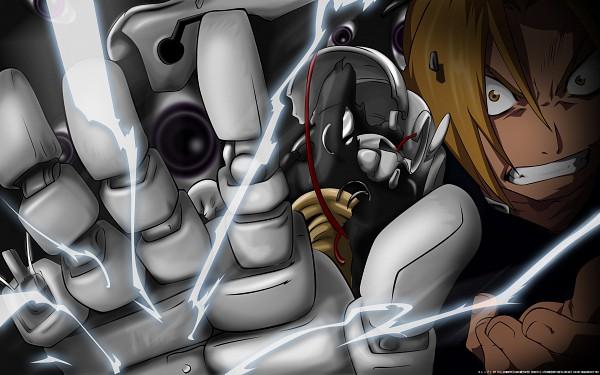 Tags: Anime, Killermuppet, Fullmetal Alchemist, Fullmetal Alchemist Brotherhood, Edward Elric, HD Wallpaper, Wallpaper