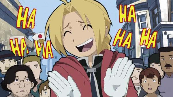 Tags: Anime, Fullmetal Alchemist, Fullmetal Alchemist Brotherhood, Alphonse Elric, Edward Elric, Screenshot