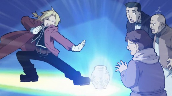 Tags: Anime, Fullmetal Alchemist Brotherhood, Fullmetal Alchemist, Edward Elric, Screenshot