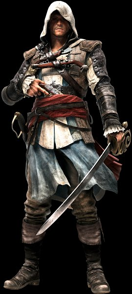 Edward Kenway Assassin S Creed Iv Black Flag Image 2410946