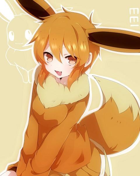 Tags: Anime, Takeshima (nia), Pokémon, Eevee