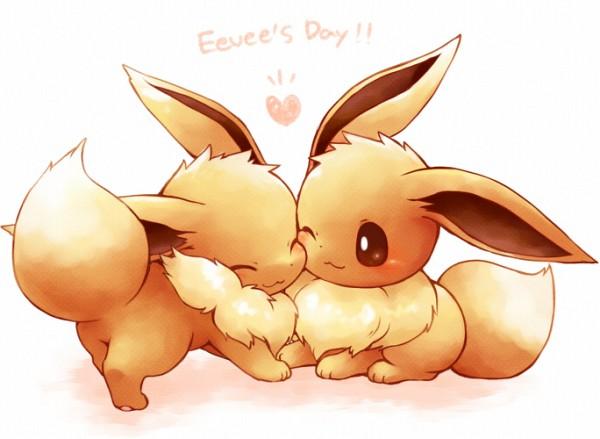 Tags: Anime, Kurone Kotarou, Pokémon, Eevee, Fanart, Fanart From Pixiv, Pixiv
