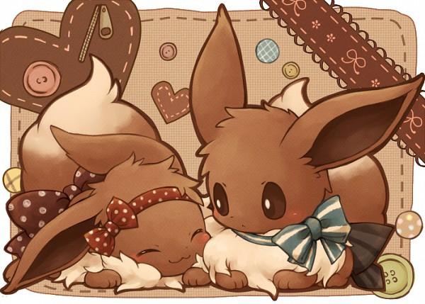 Tags: Anime, Kurone Kotarou, Pokémon, Eevee, Pixiv, Fanart, Fanart From Pixiv