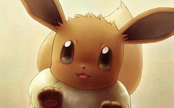 Tags: Anime, Wataametulip, Pokémon, Eevee, Wallpaper, Fanart