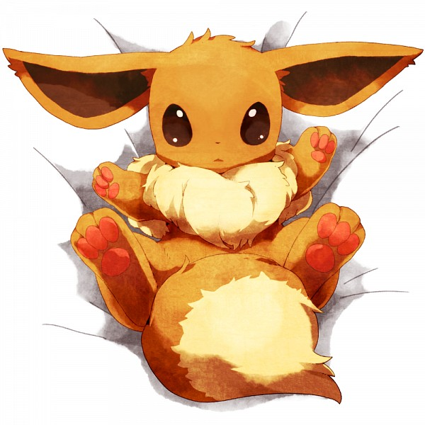 Tags: Anime, Pixiv Id 3772604, Pokémon, Eevee, Fanart From Pixiv, Pixiv, Fanart