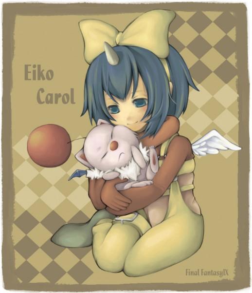 Tags: Anime, SQUARE ENIX, Final Fantasy IX, Moogle, Eiko Carol, Summoner