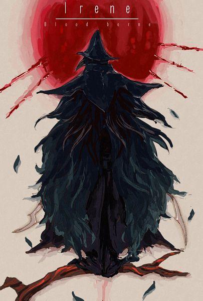 Tags: Anime, Pixiv Id 24292549, Bloodborne, Eileen the Crow, Fanart, Fanart From Pixiv, Pixiv