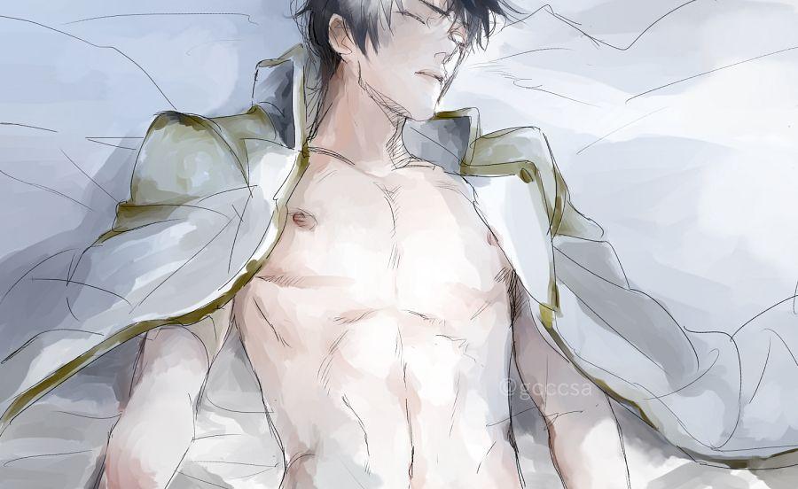 Tags: Anime, Pixiv Id 1766490, Kidou Senshi Gundam: Tekketsu no Orphans, Ein Dalton, Fanart From Pixiv, Pixiv, Fanart