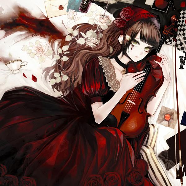 Tags: Anime, Eiri, Classic Lolita, Pixiv, Original