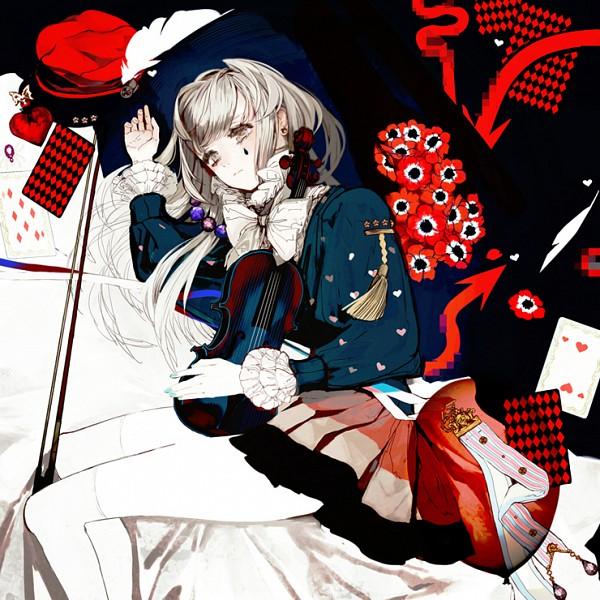 Tags: Anime, Eiri, Anemone (Flower), Pixiv, Original