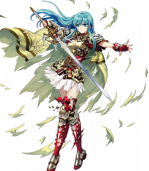 Tags: Anime, Asatani Tomoyo, Intelligent Systems, Fire Emblem Heroes, Eirik (Fire Emblem), Official Art, PNG Conversion