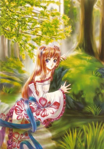 Tags: Anime, Eiwa, Costume Side, Dengeki Hime