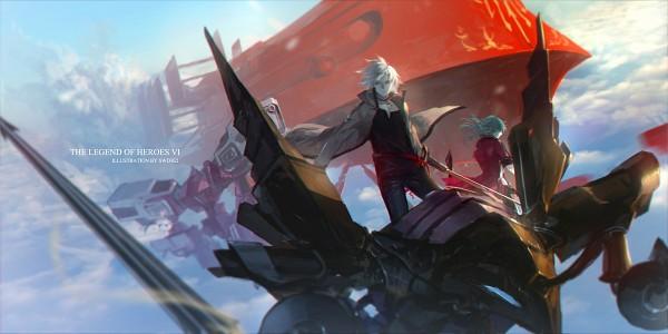 Tags: Anime, swd3e2, Eiyuu Densetsu VI: Sora no Kiseki, Leonhardt (Sora no Kiseki), Pixiv, Wallpaper, Fanart, Character Request, The Legend Of Heroes: Trails In The Sky