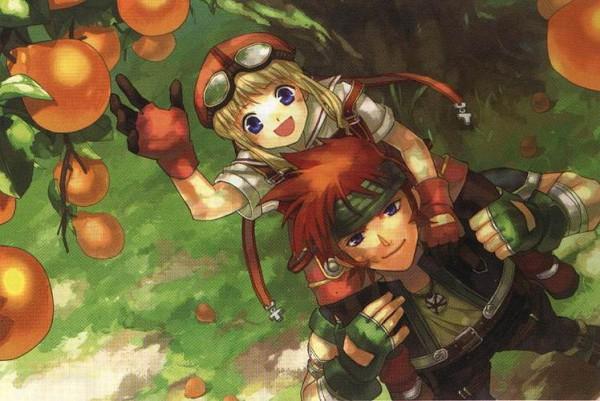 Tags: Anime, Falcom, Eiyuu Densetsu VI: Sora no Kiseki, Tita Russell, Agate Crosner, The Legend Of Heroes: Trails In The Sky