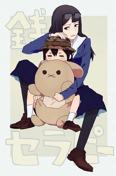 Tags: Anime, Eizouken ni wa Te wo Dasu na!, Kanamori Sayaka, Asakusa Midori