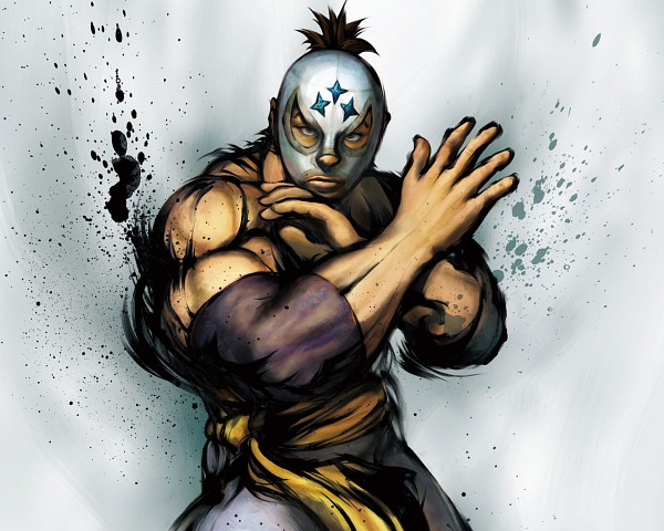 El Fuerte (The Strong One) - Street Fighter