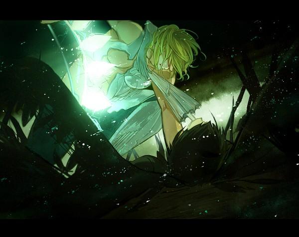 Tags: Anime, El Shaddai: Ascension of the Metatron, Lucifel, Enoch (El Shaddai)