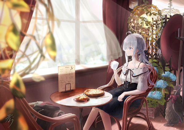 Tags: Anime, Pixiv Id 56157418, Majo no Tabitabi, Elaina (Majo no Tabitabi), Fanart From Pixiv, Pixiv, Fanart