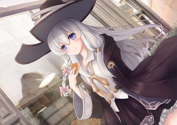 Tags: Anime, Pixiv Id 53651624, Majo no Tabitabi, Elaina (Majo no Tabitabi), Fanart From Pixiv, Pixiv, Fanart