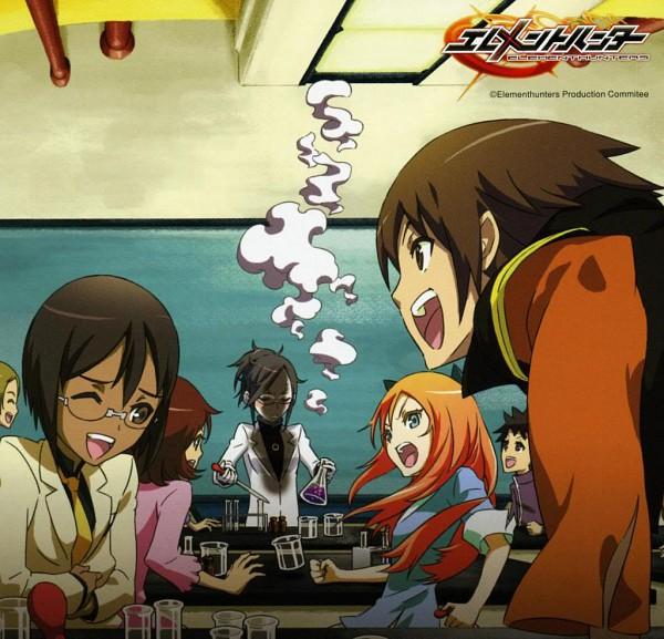 Tags: Anime, Element Hunters, Homi Nandie, Ren Karas, Chiara Ferina