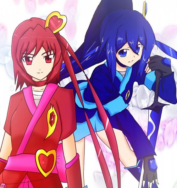 Elemental Precure - Pretty Cure Fan Series