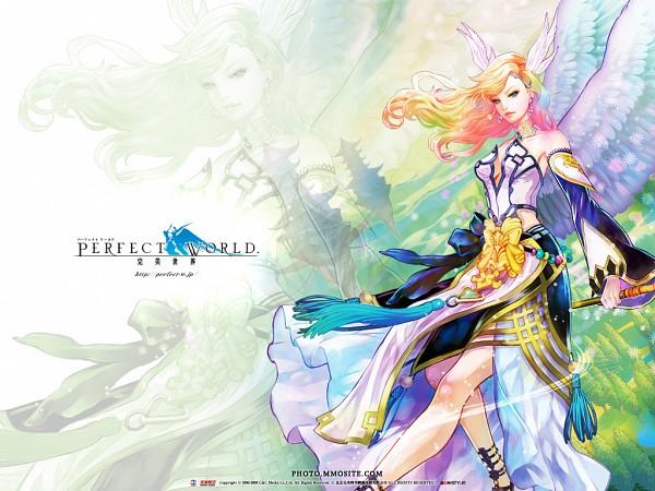 Tags: Anime, Perfect World Entertainment, Perfect World, Elementalist, Wallpaper