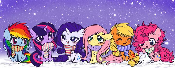 Tags: Anime, Ponymonster, My Little Pony, Applejack, Fluttershy, Twilight Sparkle, Rarity, Rainbow Dash, Pinkie Pie, Pegasus, Pony, Cutie Mark, deviantART