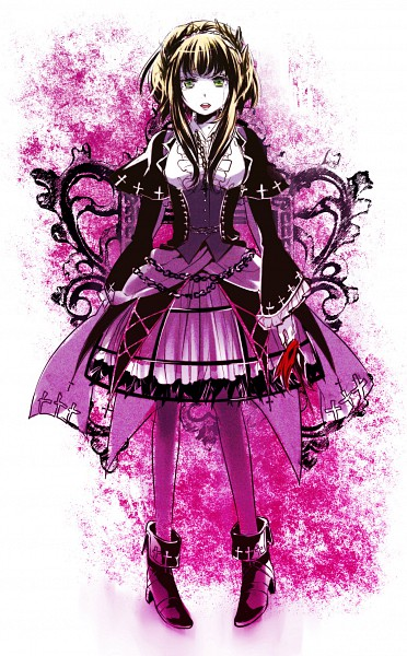 Tags: Anime, Naka 53, Elisabeth von Wettin, Märchen, Sound Horizon