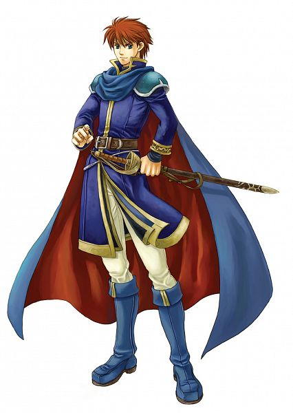 Eliwod - Fire Emblem: Rekka no Ken