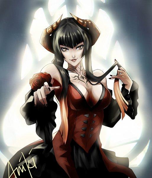 Tags: Anime, Pixiv Id 26529674, Tekken, Eliza (Tekken), Pixiv, Fanart, Fanart From Pixiv