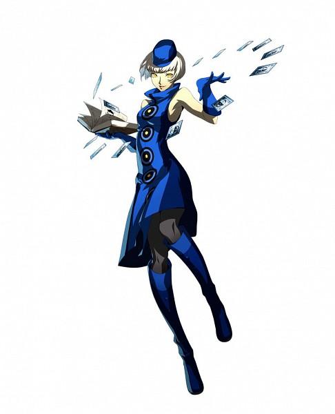 Elizabeth (PERSONA 3) - Shin Megami Tensei: PERSONA 3
