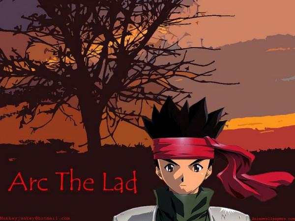 Tags: Anime, Arc The Lad, Elk