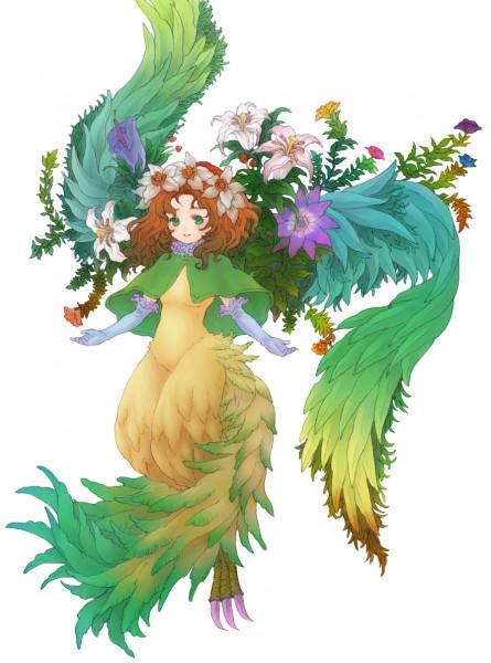 Elle (LEGEND OF MANA) - Seiken Densetsu: LEGEND OF MANA
